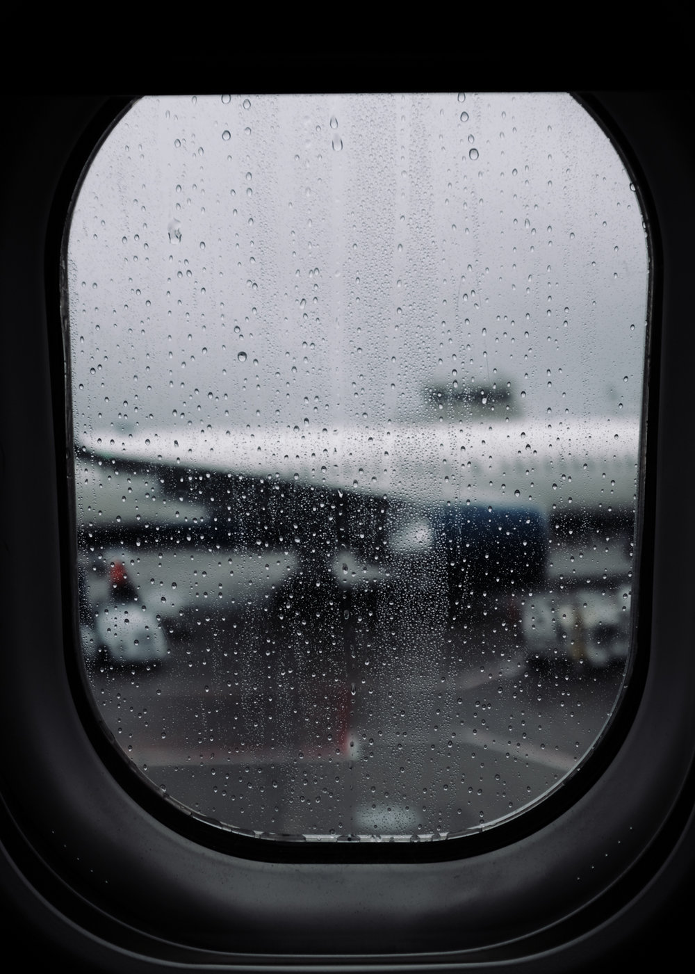 Rainy Runway, Hartsfield-Jackson Atlanta International Airport