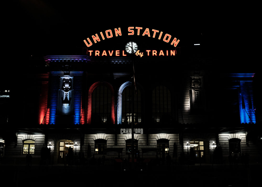 Union Station, Downtown