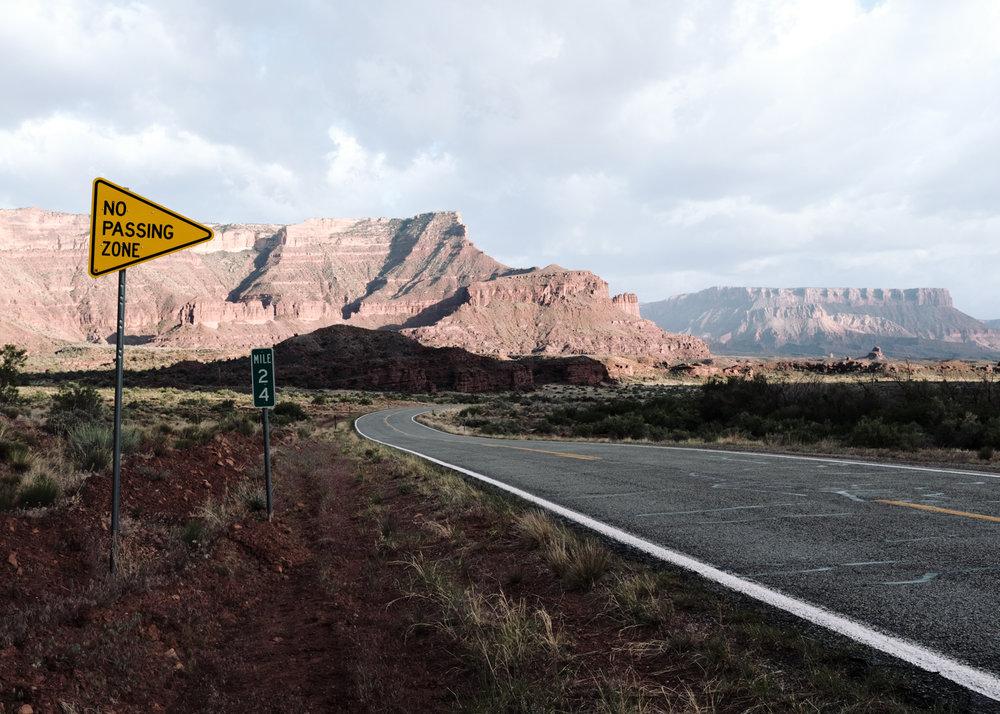 Mile Marker 24, Utah SR 128