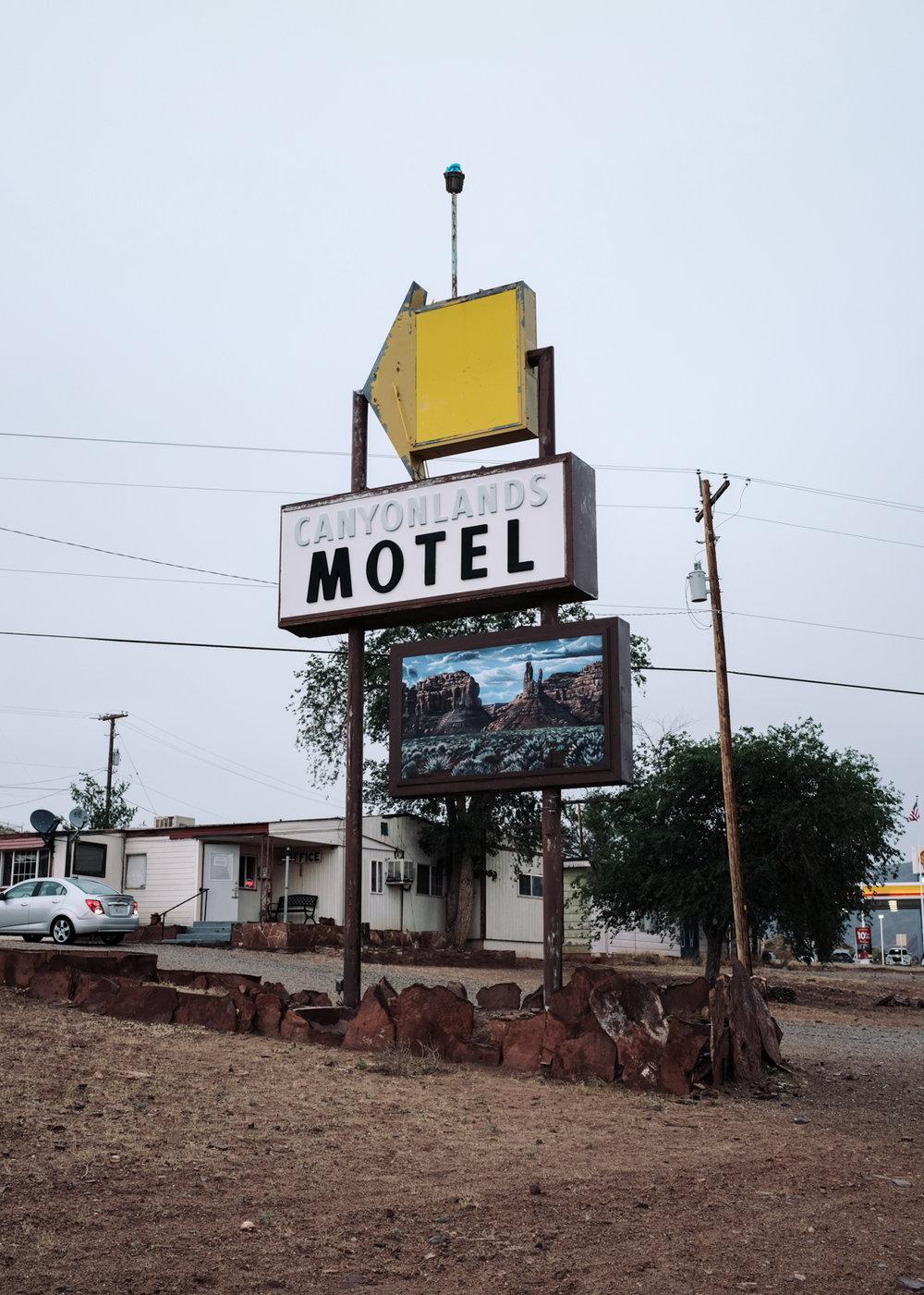 US Highway 191, Blanding, Utah