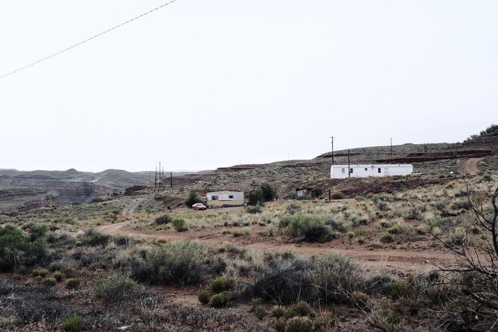 US Highway 163, Utah (Near Mexican Hat)