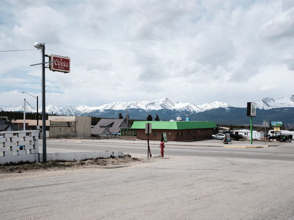 Day 4 - Harrison Ave (US Highway 24), Leadville, Colorado