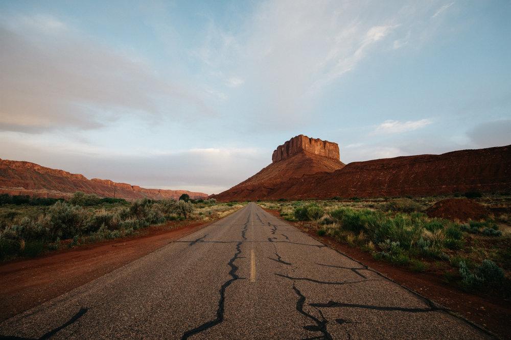 Day 5 - Parriott Mesa, La Sal Loop Road, Castle Valley, Utah