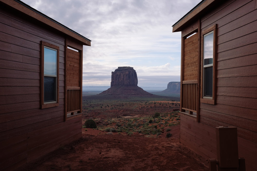 Day 6 - Cabins at the View Hotel, Monument Valley, Navajo Nation (Arizona)