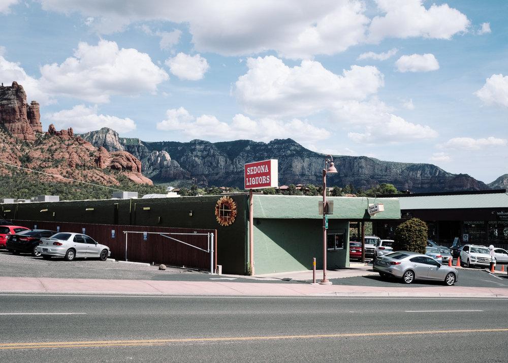Day 8 - State Highway 179, Sedona, Arizona