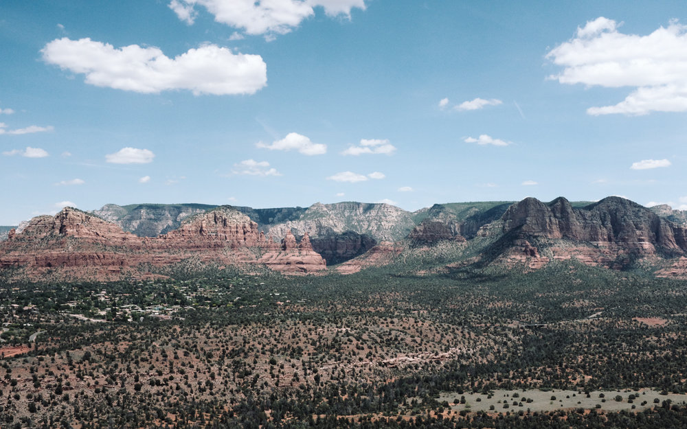 Day 8 - Cathedral Rock View, Sedona, Arizona