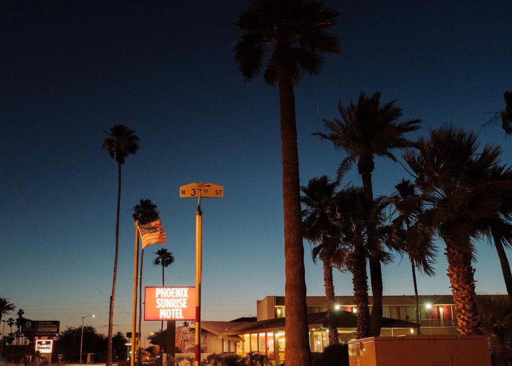 Day 9 - N 37th Street, Phoenix, Arizona