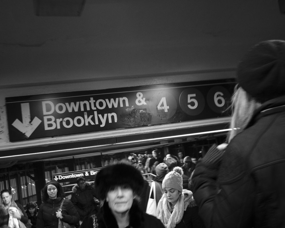 14 St-Union Sq Station, Manhattan