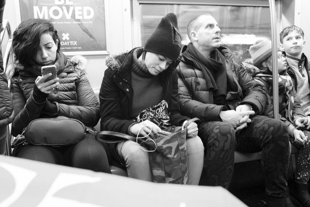 C Train, Manhattan