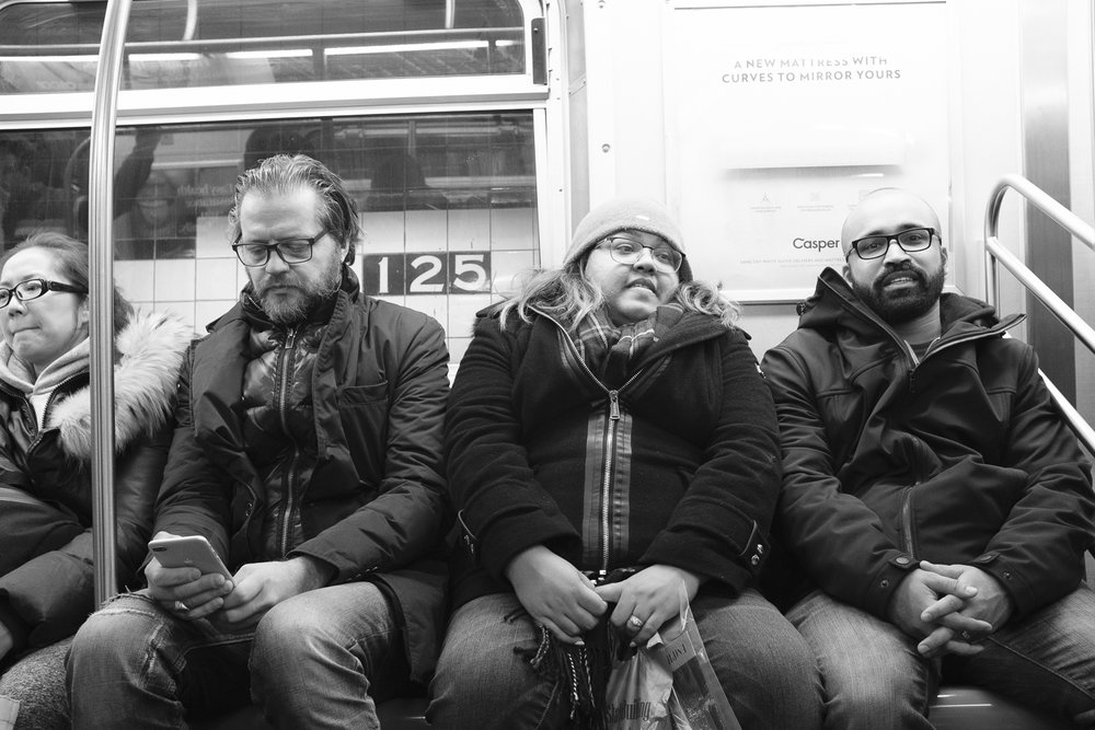 C Train, Harlem