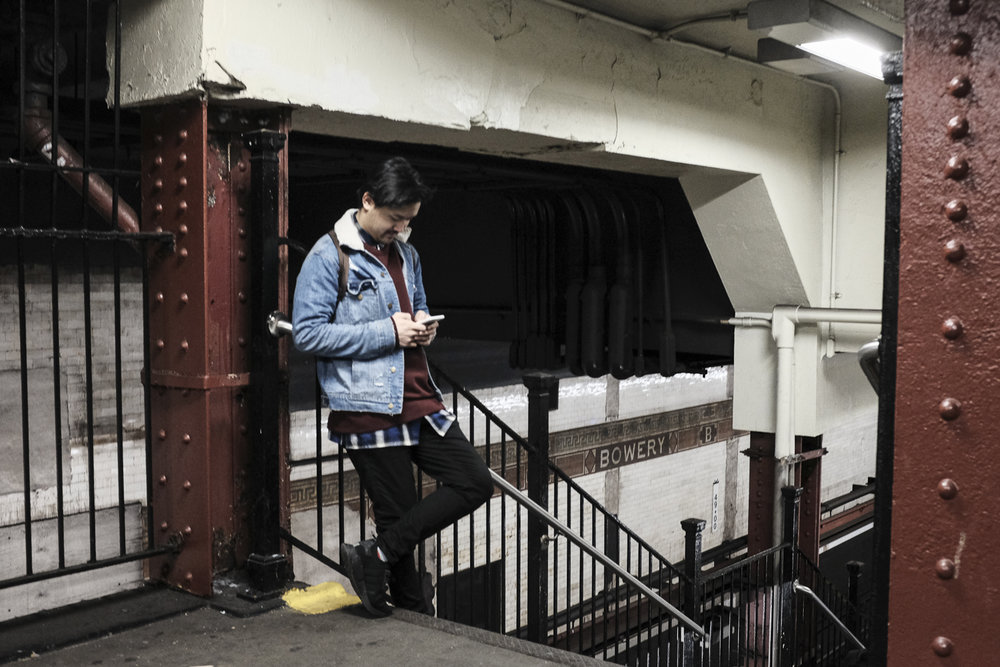 Bowery Station, Manhattan