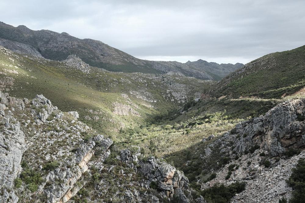 The Franschhoek Pass