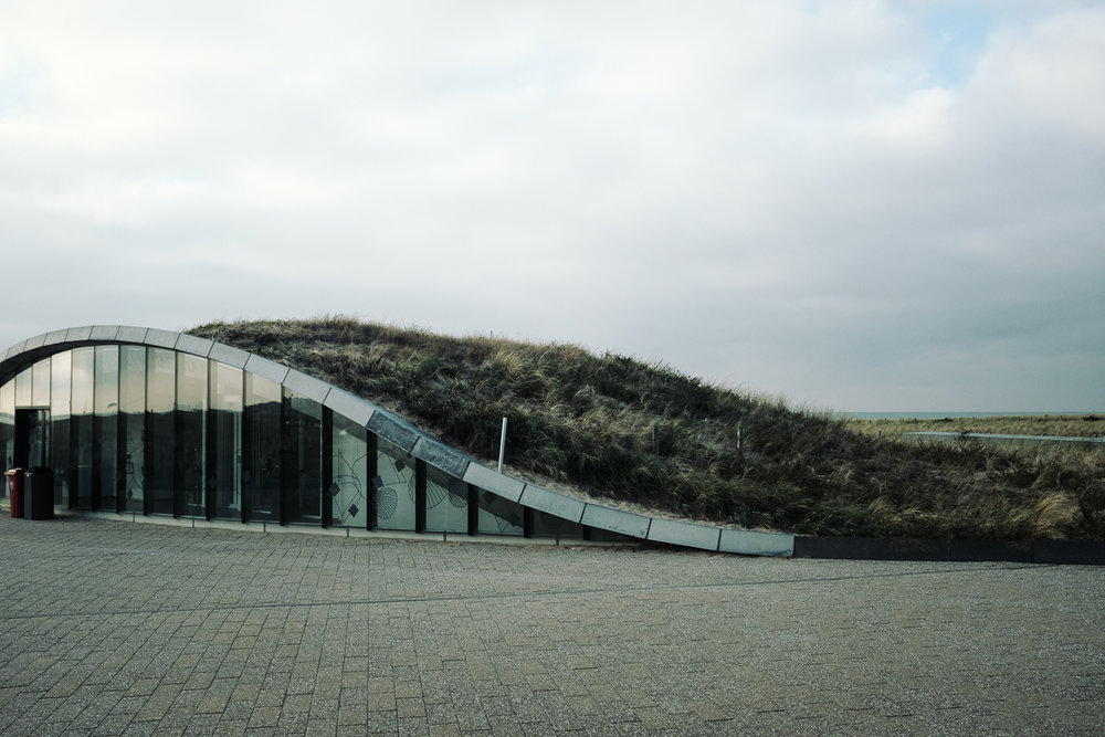Katwijk Dune/Parking Garage Structure