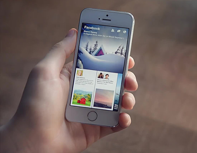 Facebook's Origami interaction design prototyping toolkit