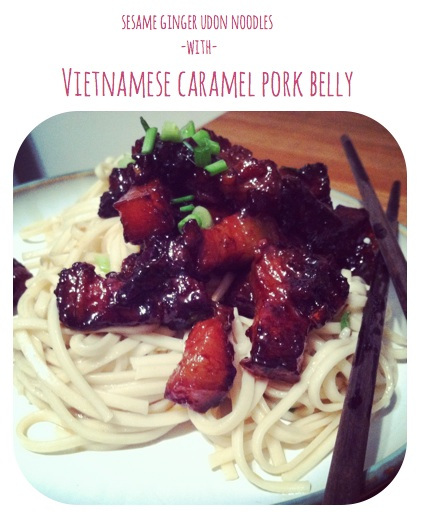 Vietnamese Caramel Pork Belly Event Menu Ideas - Washington DC Event Planner