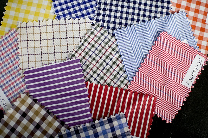 Washington DC Custom Dress Shirts