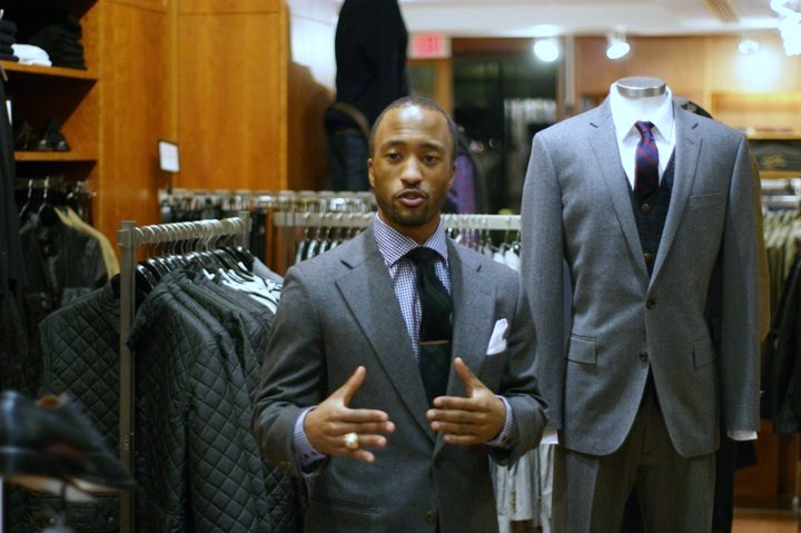 Washington DC Mens Personal Stylist