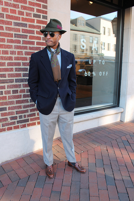 Washington DC Menswear Stylist