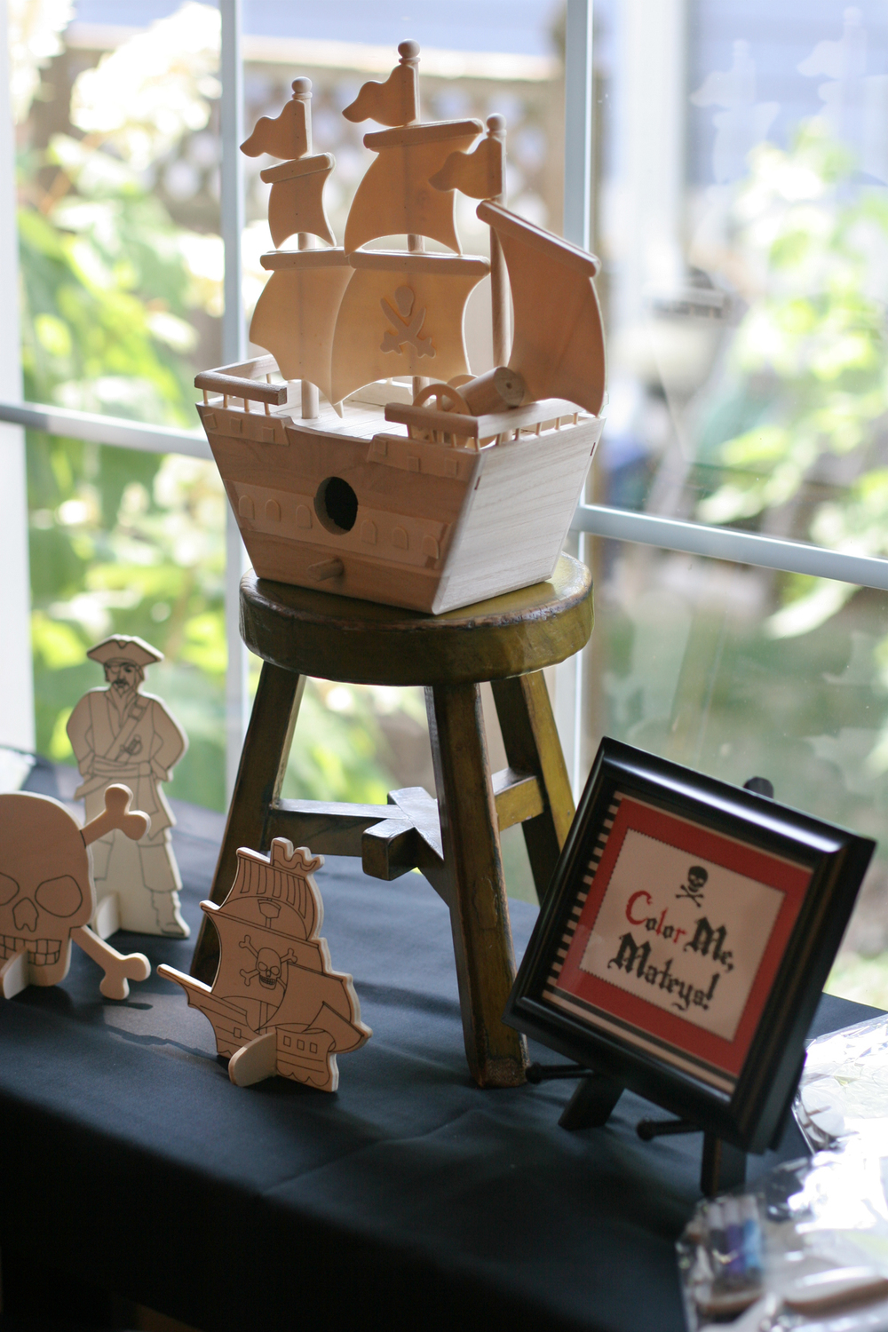 Pirate Themed Birthday Party - Washington DC Event Planner