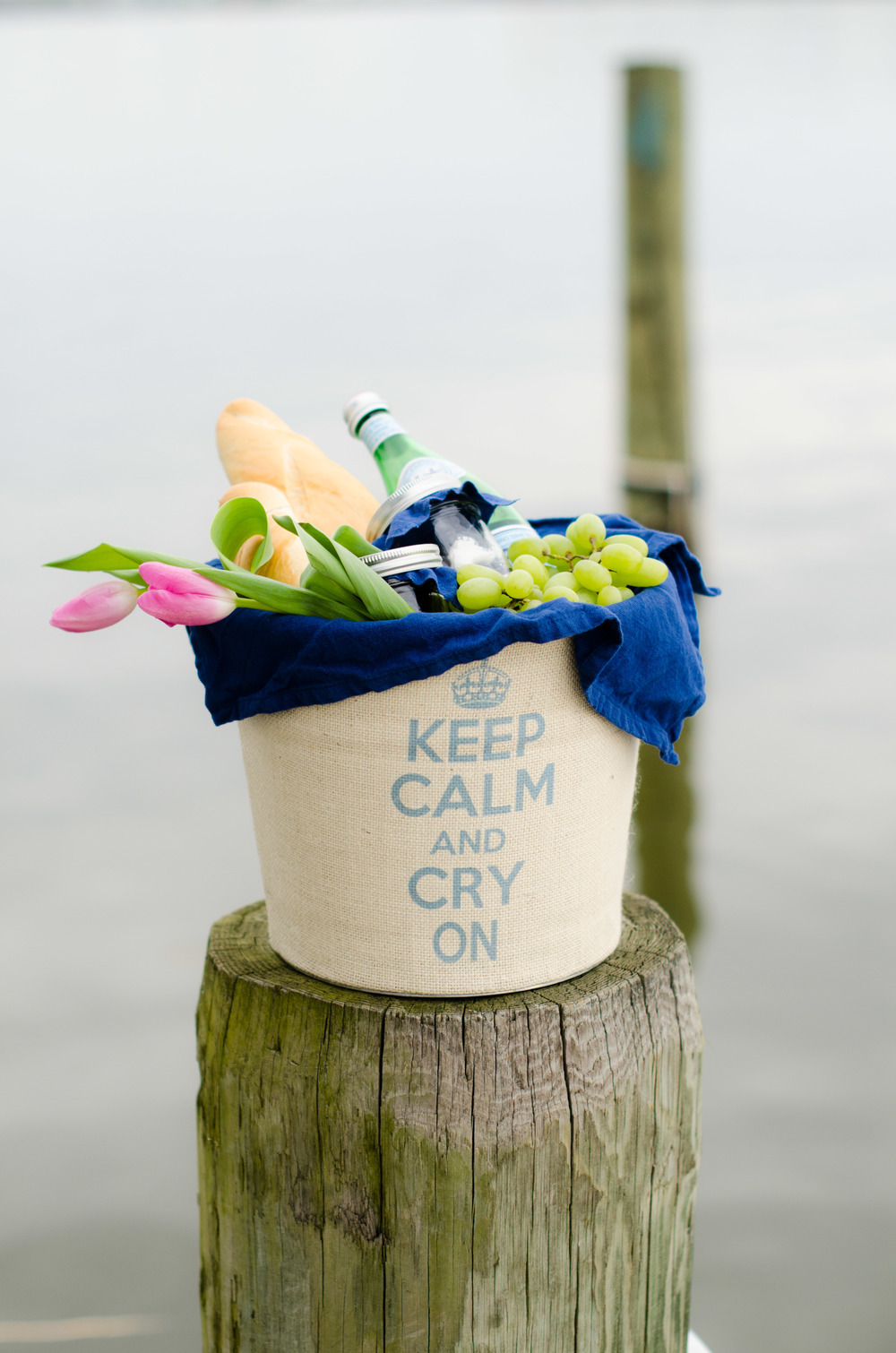 Keep Calm and Carry On - Photo Shoot Stylist