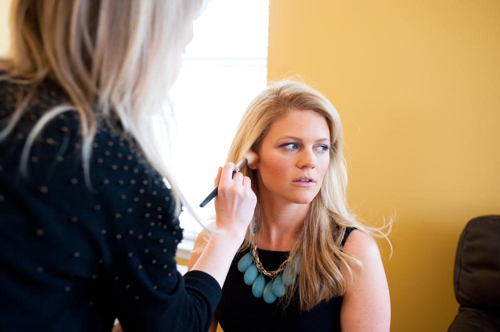 Makeup: Jessica Gressa; Photography:  Laura Fruchterman