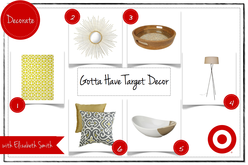 fortique finds: target home decor — fortique