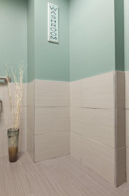 Seafoam Bathroom Ideas