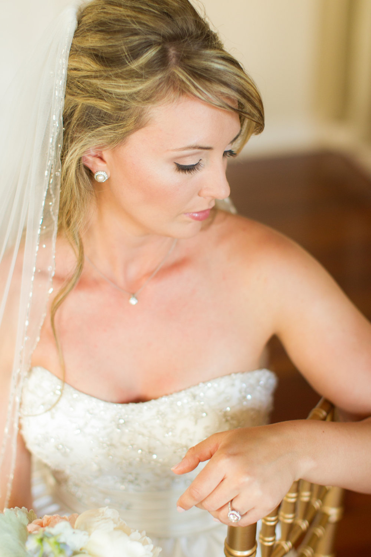 Washington DC Natural Wedding Makeup