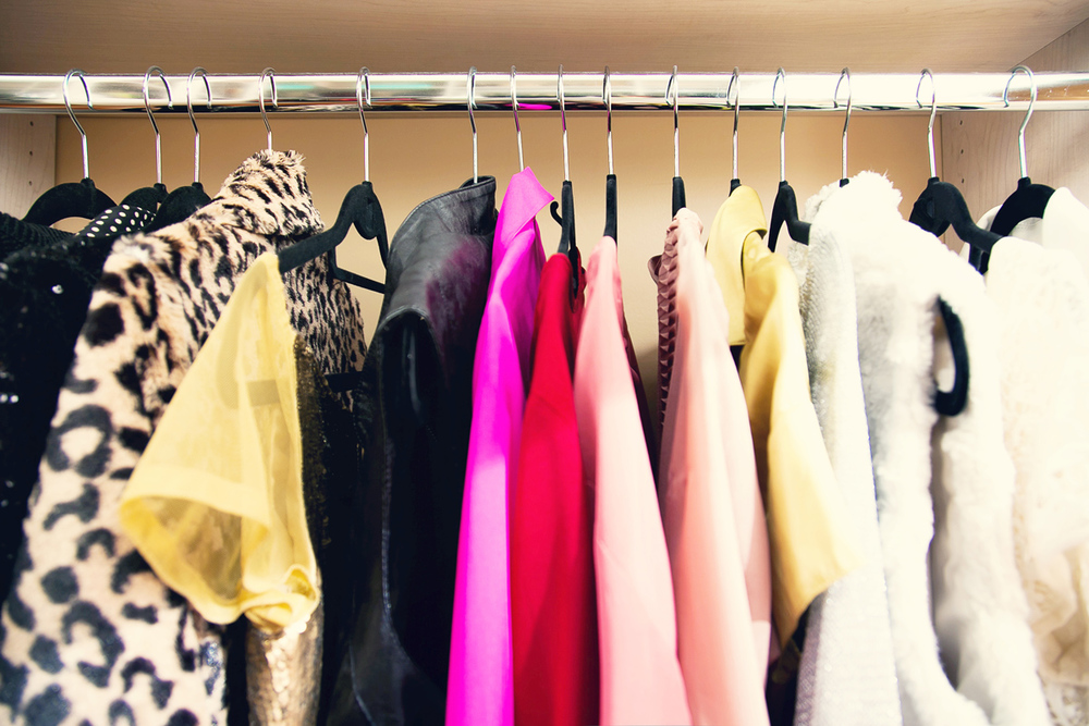 Washington DC Women's Personal Stylist - Closet Shot