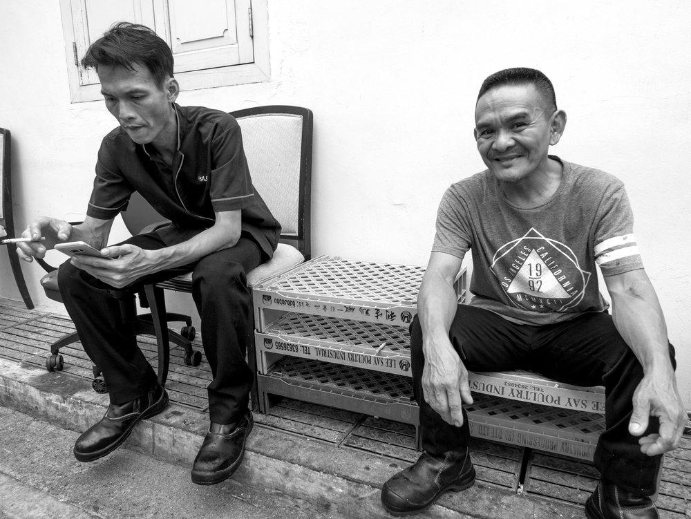 Chef Chan Hon Meng, Hawker Chan.