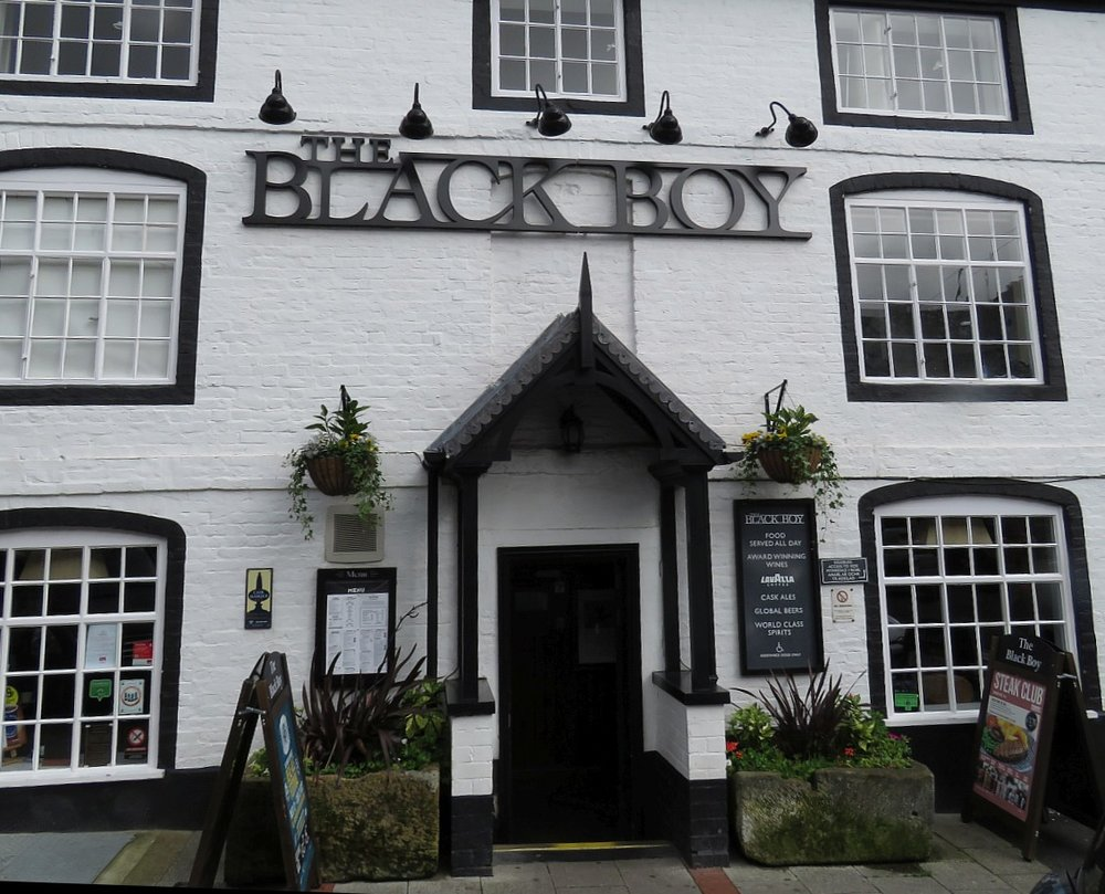 The Black Boy Pub