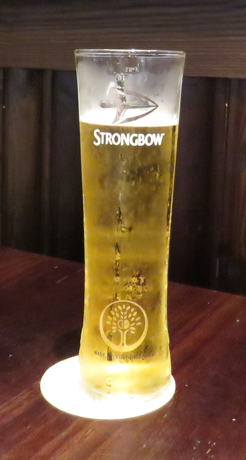 Strongbow Welsh cider