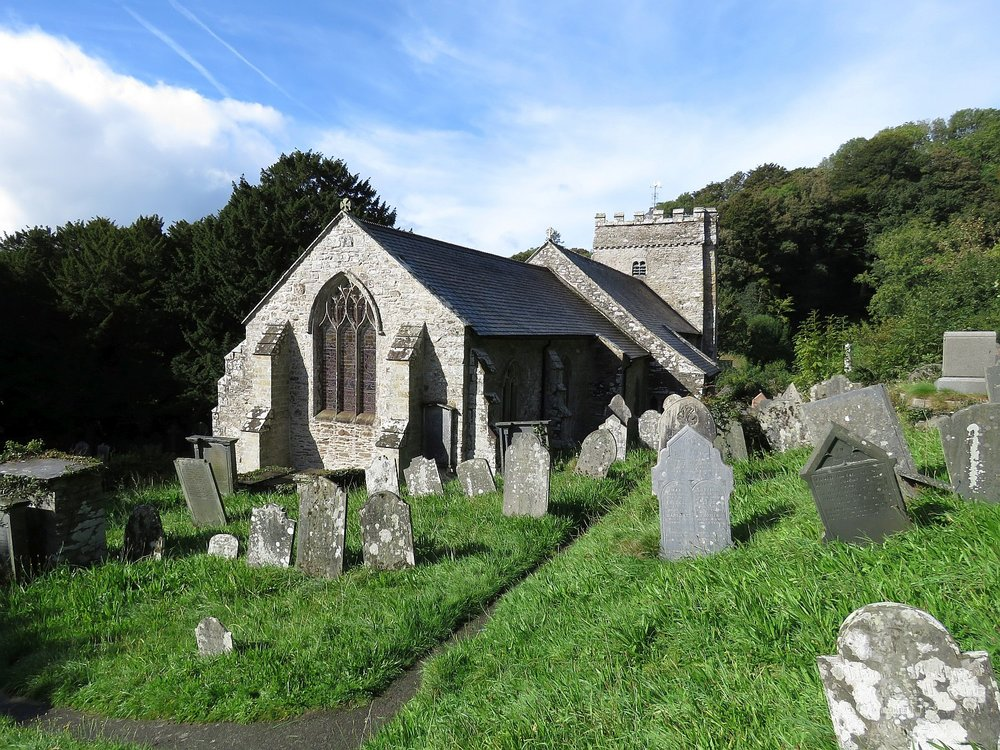 St. Brynech Church, Nevern