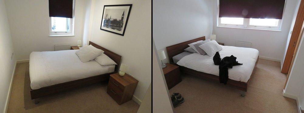 Monastic bedrooms