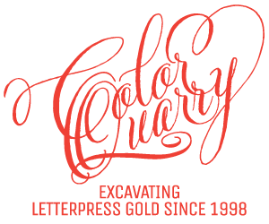 COLORQUARRY LETTERPRESS