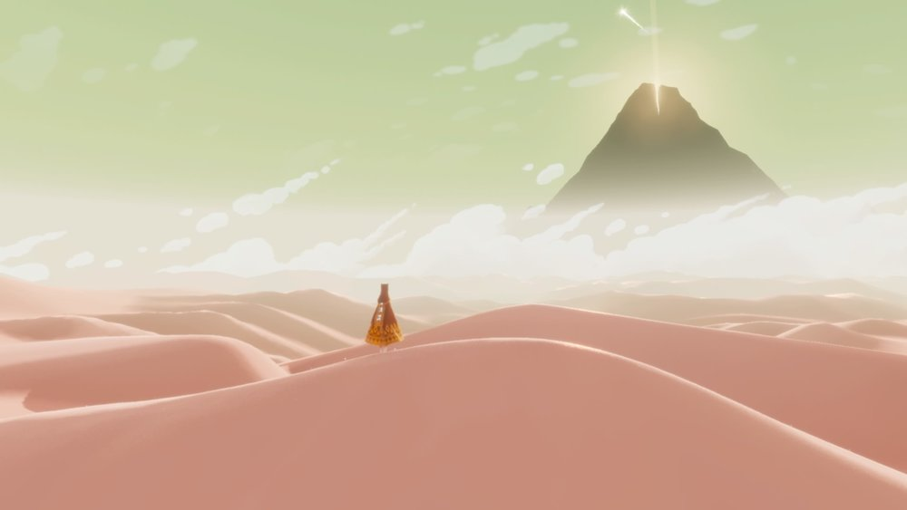 Journey (thatgamecompany)