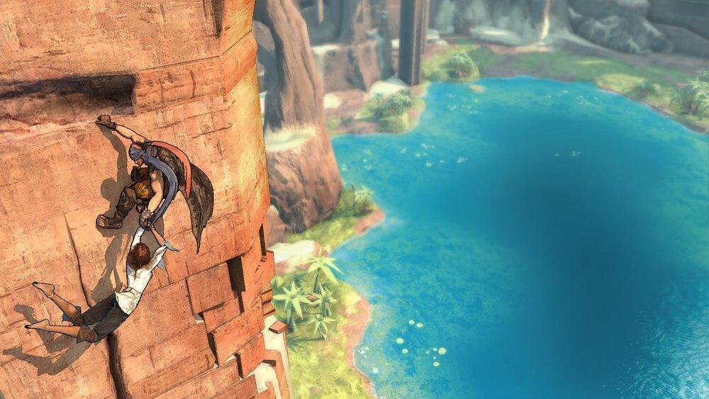Prince of Persia   (Ubisoft)
