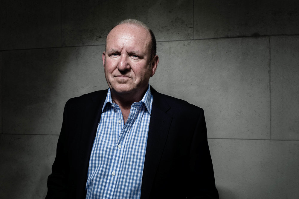 Ian Livingstone (Justin Sutcliffe, courtesy of Ian Livingstone)