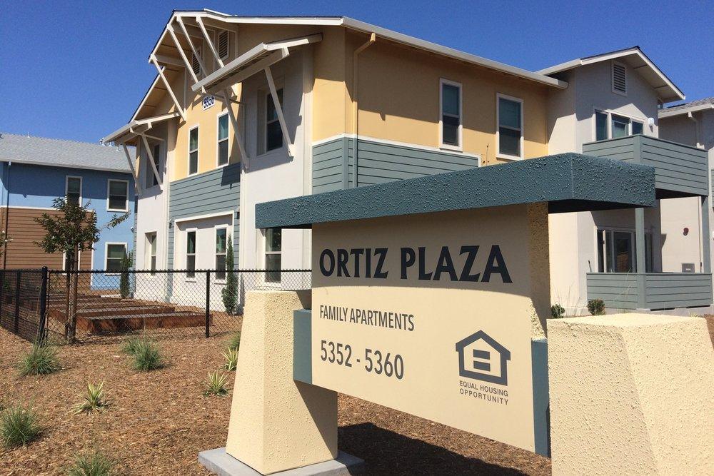 Ortiz Plaza