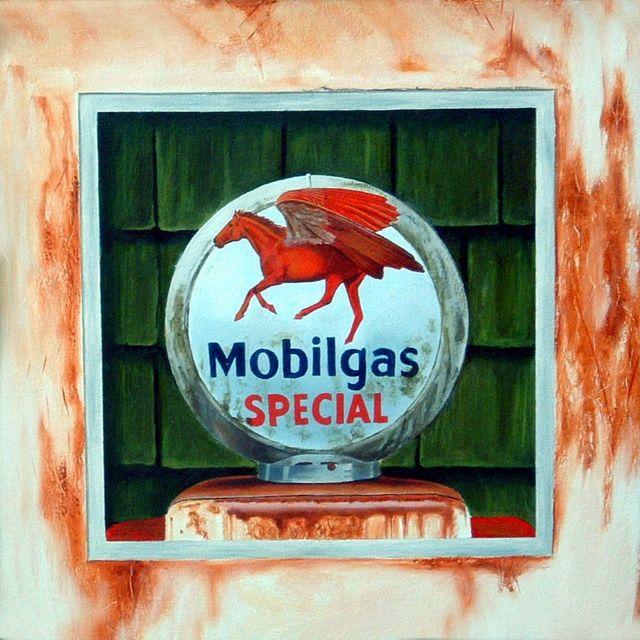 Mobligas Signage