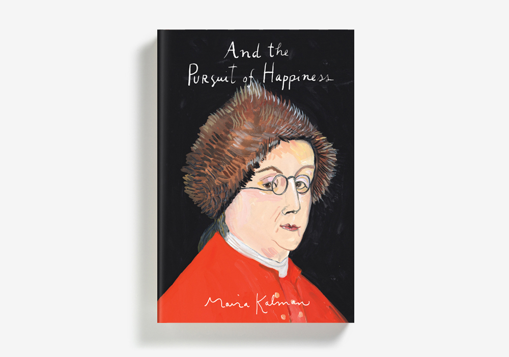 Jacket design: Peter Buchanan-Smith. Illustration by Maira Kalman