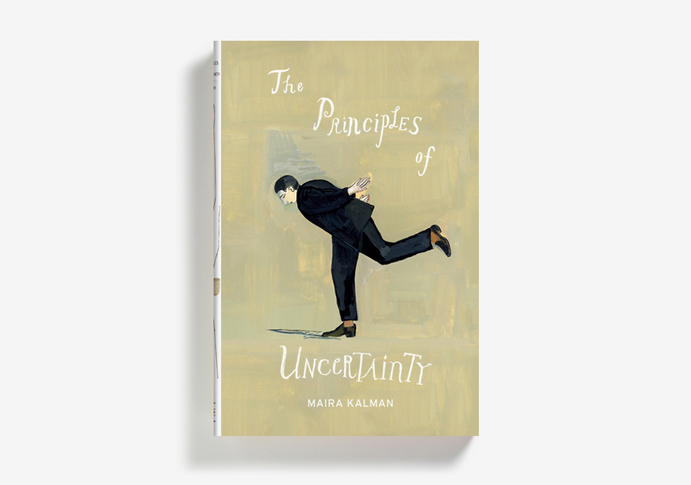 Jacket design: Peter Buchanan-Smith. Illustration: Maira Kalman