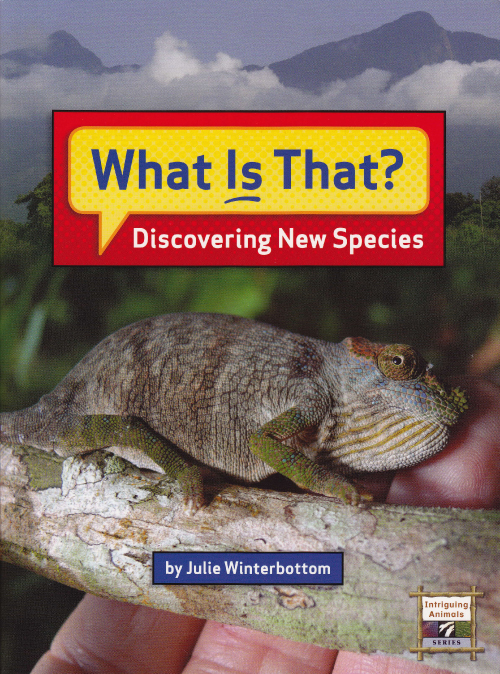 What Is That? Discovering New Species