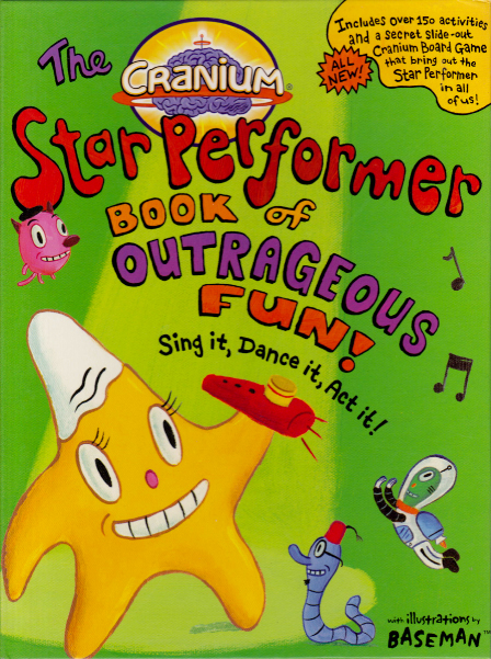 Star Performer Book of Outrageous Fun