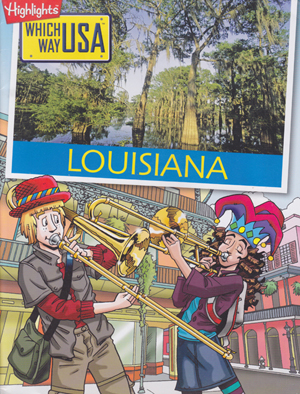 Which Way USA Louisiana