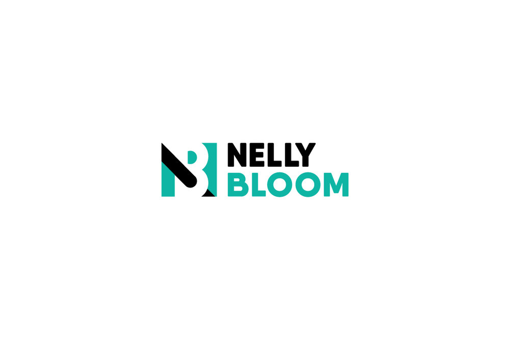 Nelly Bloom logo