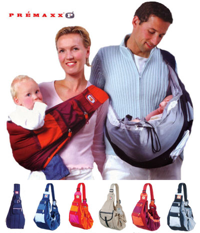 premaxx baby bag instructions