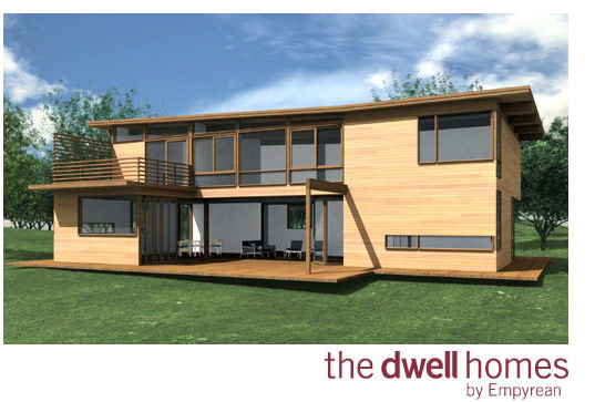Dwell homes prefabs empty promise for Dwell houses