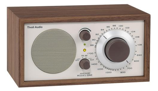 Simple modern Radio #2 — Grassrootsmodern.com