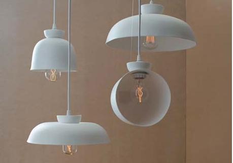 Porcelain Hanging Lamps Grassrootsmodern Com